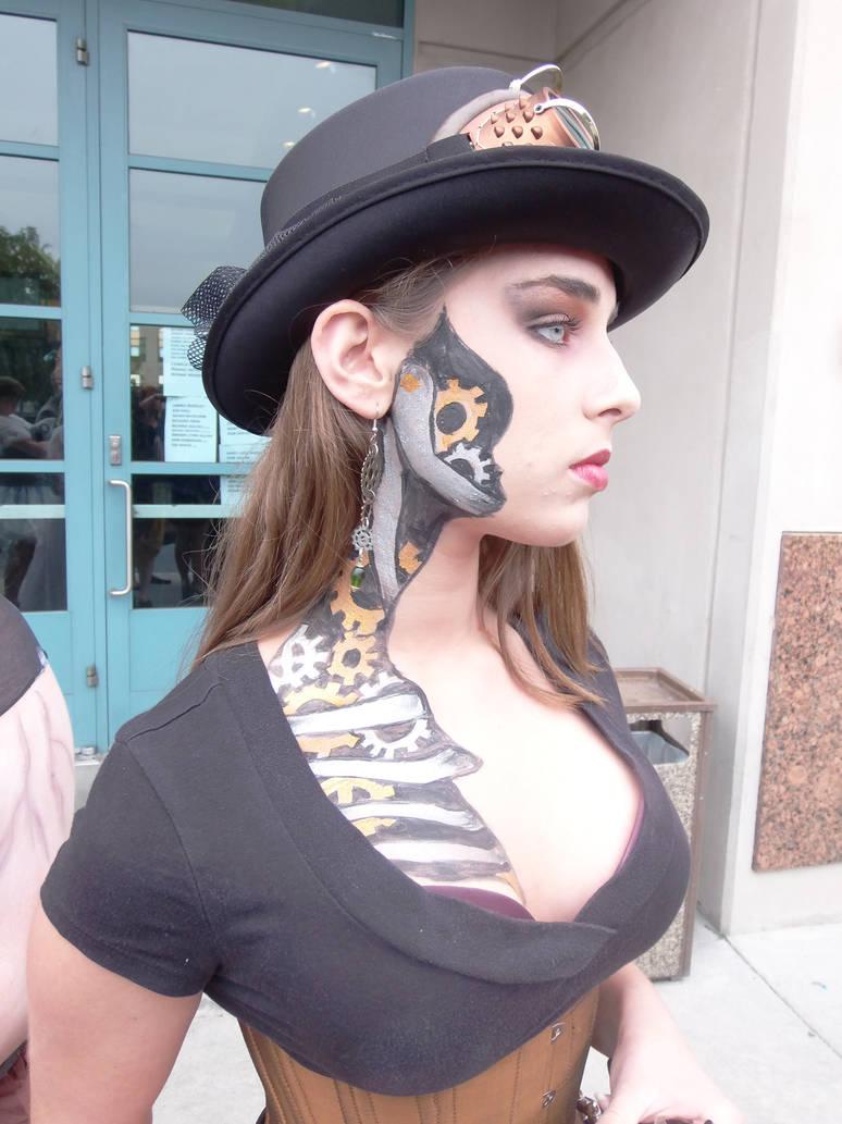 Ladelle Blackpipe: Steampunk Vampire by Eiraina