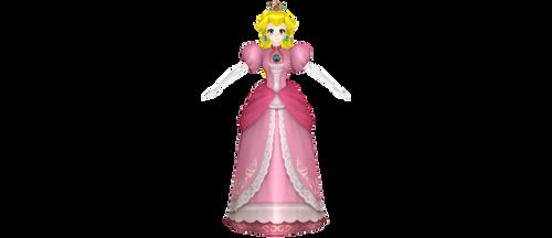 MMD Peach Wiiu DL