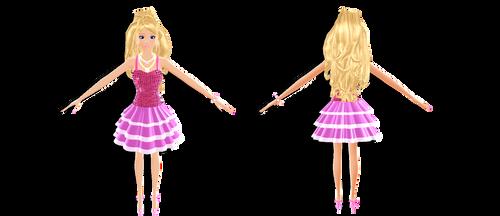 Barbie Hair Edit