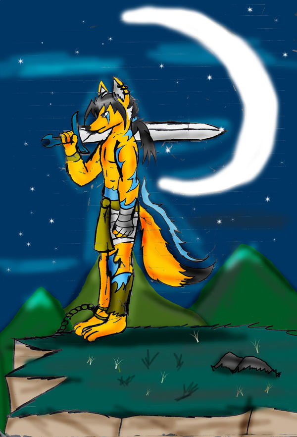 Foxwolf by tatisilva