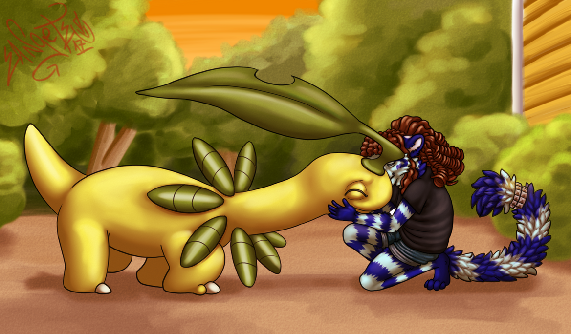 Bayleef and Sole
