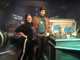Meet and Greet with Star Lord by TangledxDisneyFan