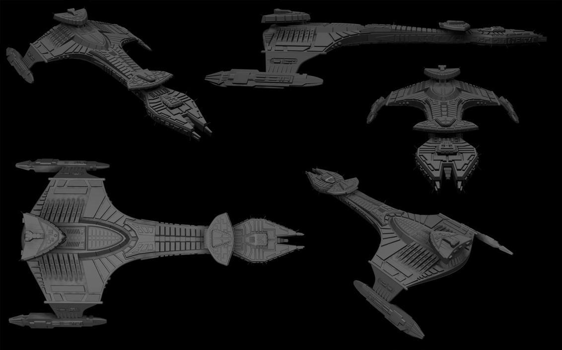 Battlecruiser by MartinStg