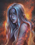 Azariah The Fire Sorceress