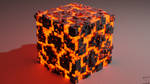 Magma Block From Minecraft by s1n3z