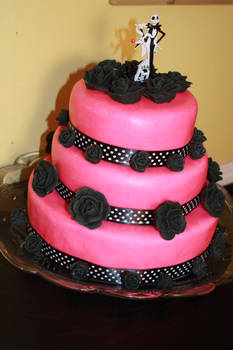 Pink Cake....