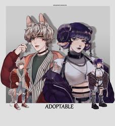 [OPEN] Adoptable (2/2)