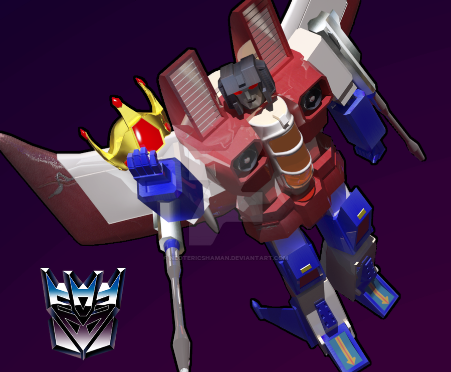 Starscream by NeotericShaman