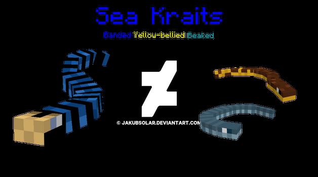 Blockbench Sea Kraits