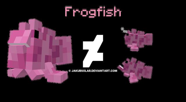 Blockbench Frogfish