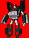 THE TRANSFORMERS Ironhide