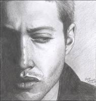 Dean Winchester by Sillie