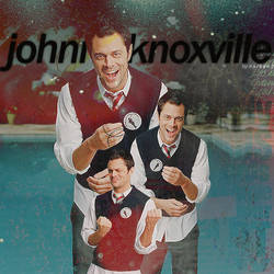 004. johnny knoxville by intheafterworld
