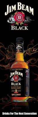 Jim Beam's Neon Light