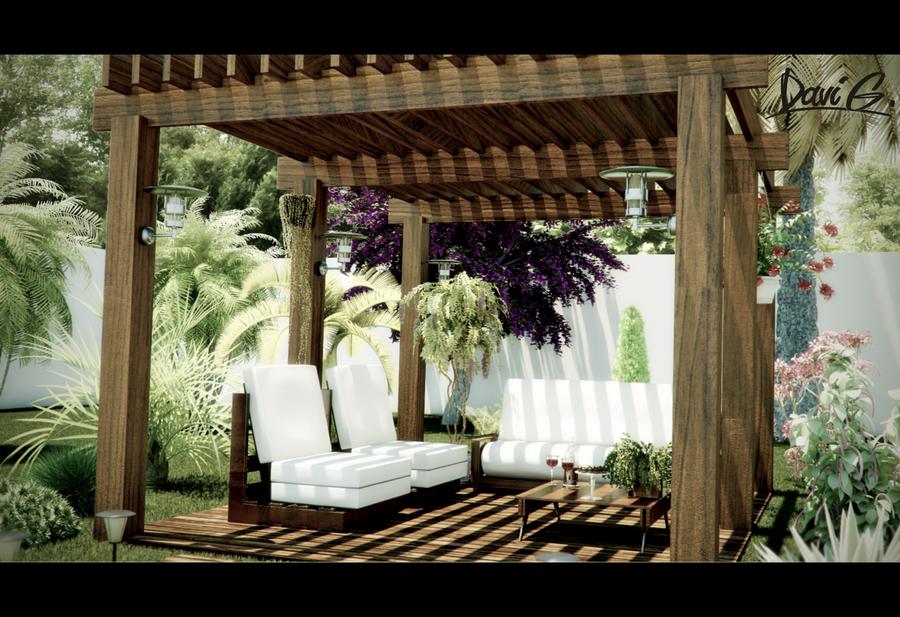 Rest area. by davibaixo