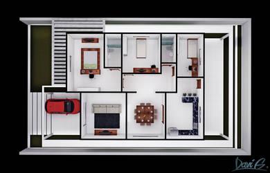 Floor Plan Humanized