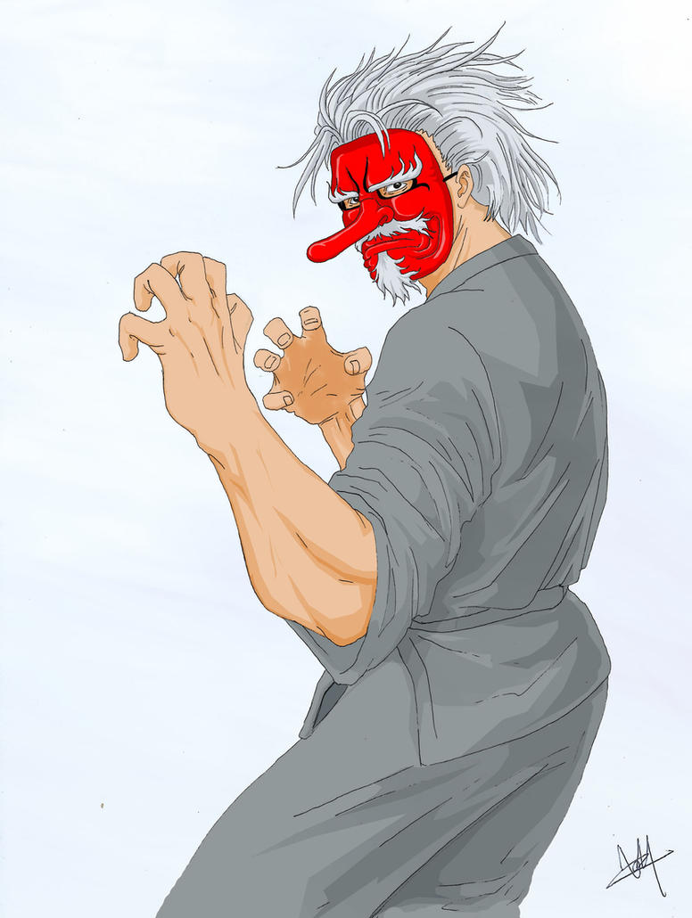 Mr Karate - KoF by Guest0000
