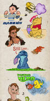 Disney Random characters