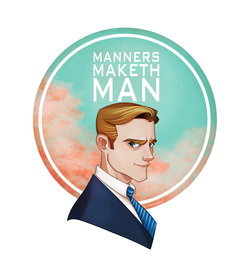 manners makes man The second trailer for the matthew vaughn and mark millar movie 'kingsman: the  secret service' heavily features colin firth as harry hart.