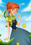 Anna frozen fever