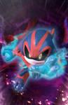 Original - Sonic Universe #62 Variant Cover