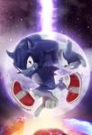 Original - Sonic The Hedgehog #265 Variant Cover