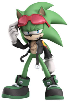 Official - Scourge the Hedgehog