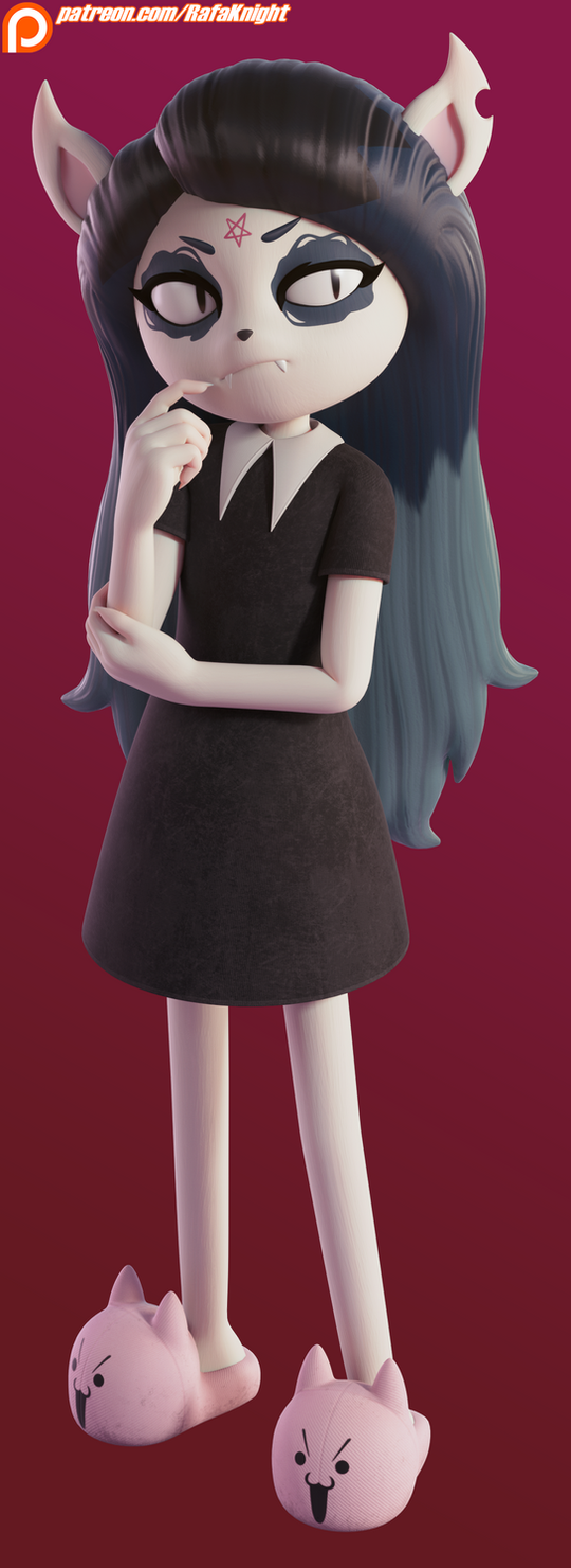 Claire - Artwork by Elesis-Knight