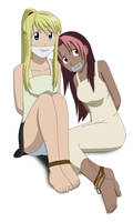 Winry and Rose
