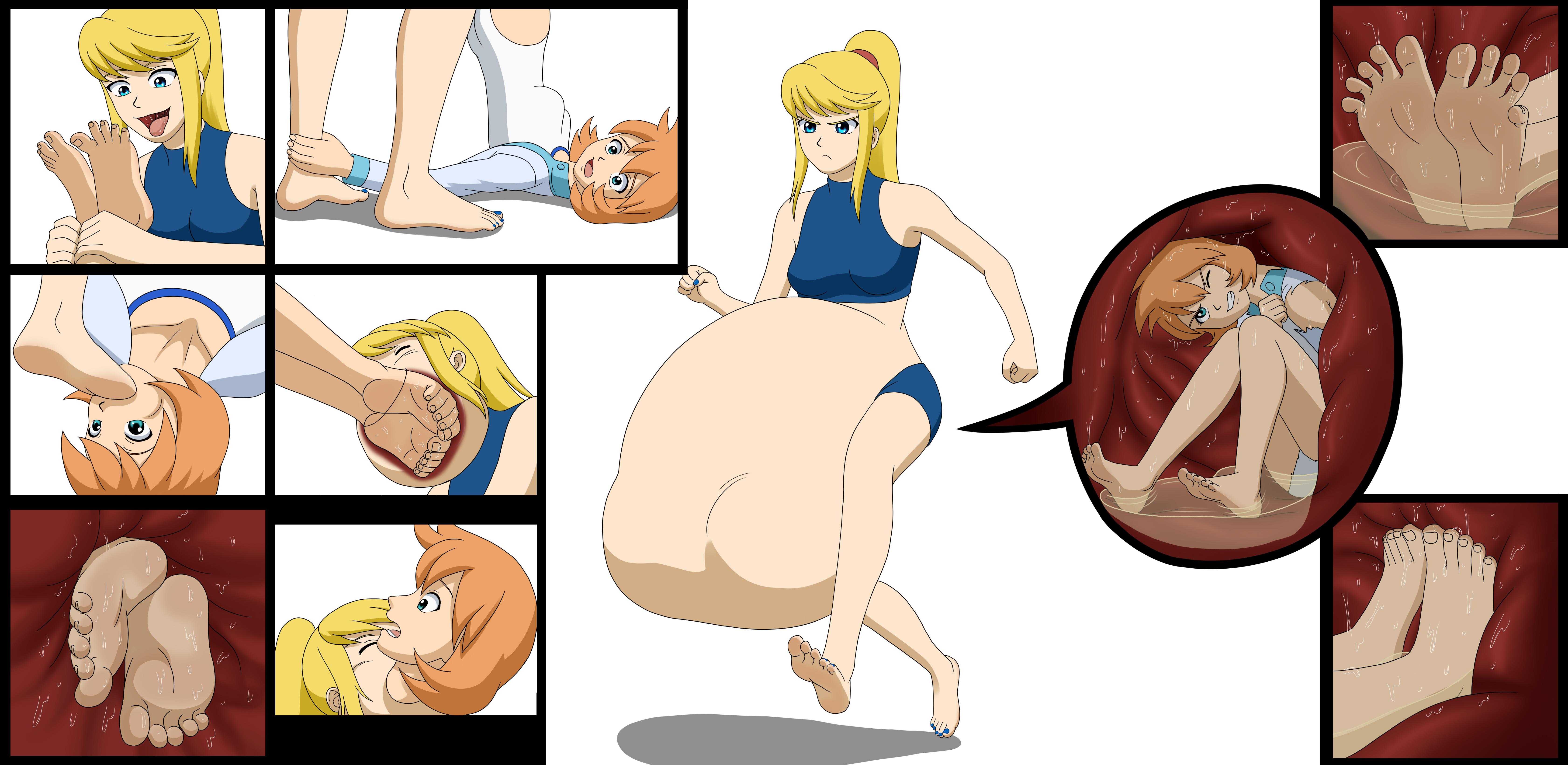 Megaman zx advent hentai