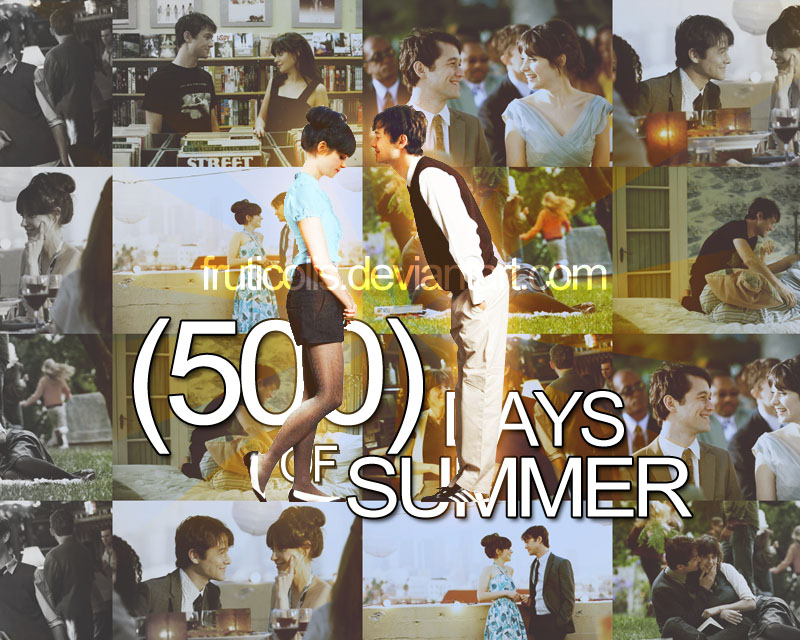 500 days of summer by fruticolis on DeviantArt