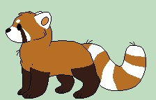 ni hao little red panda by hoqwarts