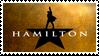 hamilton stamp