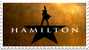 hamilton stamp by hoqwarts