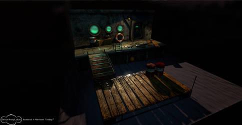 Splash Damage Environment1 by Andacalagon