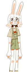 bunnygirl by jejch-n33t