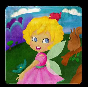 Luz, The fairy