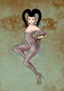 El hechizo de la cobra