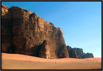Wadi Rum by elenie