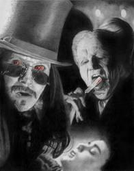 Dracula by Ileina