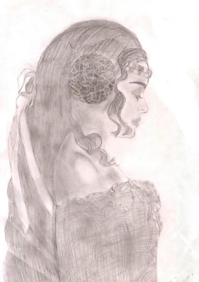 Padme Amidala by Ileina