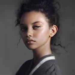 Portrait of Marina Nery