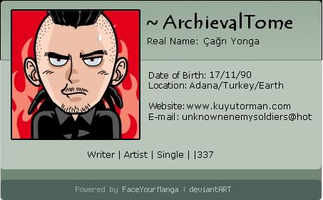 ArchievalTome's Profile Picture