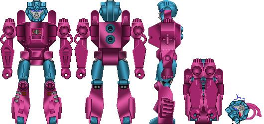 Inner Robot by odeean