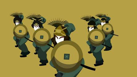 Kyoshi Warriors Minimalist
