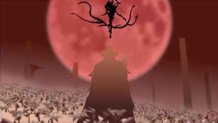 Bloodborne Paleblood Moon