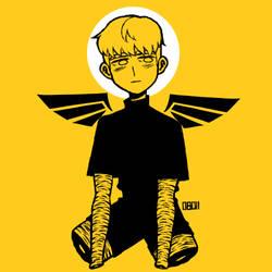 Black angel by Odachin
