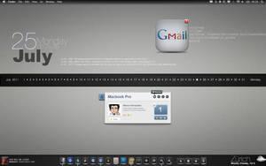 Geektool Desktop Update by xunil75