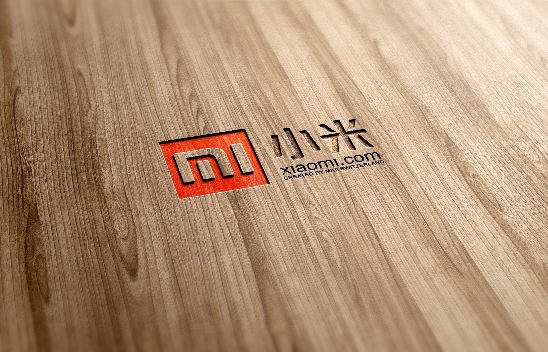 Xiaomi Wallpaper With Logo: Xiaomi By Xunil75 On DeviantArt