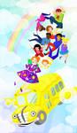 Field Trip! [Magic School Bus] by ScrapCity